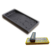 Easyou Chinese Calligraphy Natural Stone(Luowen Stone) Ink Stone