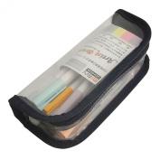 Marvy aqueous dye potted cucumber marker artist brush 12 pcs pastel set 1100-12F