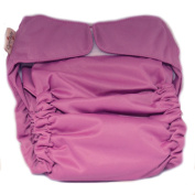 CuteyBaby All-in-One Nappy - One Size Fits All - Orchid