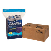 GOODNITES Tru-Fit Real Underwear with Nighttime Protection Starter Pack Boy - Small/Medium