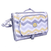 Boppy Changing Pad Station - Chevron