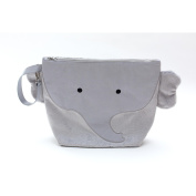 Nikiani Wet Bag & Backpack Pebbles - Grey Elephant