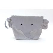 Nikiani Wet Bag & Backpack Pebbles - Grey Elephant