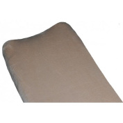 Go Mama Go Luxurious Changing Pad Cover - Minky Latte