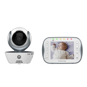 Motorola WiFi 8.9cm  Video Monitor - MBP843CONNECT