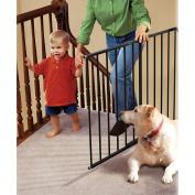 KidCo Safeway Hardware Mount Top of Stairs Gate