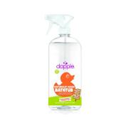 Dapple Naturally Clean Bathtub Cleaner Spray Fragrance Free, 890ml
