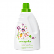 Babyganics 3x Baby Laundry Detergent, Lavender, 1040ml