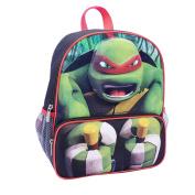Teenage Mutant Ninja Turtles 30cm Moulded Front Backpack - Raphael