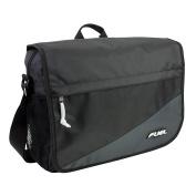 Colour Block Messenger Backpack