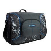 Fuel Printed Messenger Backpack