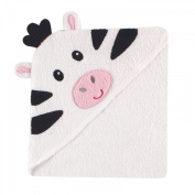 Baby Vision Luvable Friends Animal Hooded Towel - Zebra