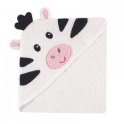 Baby Vision Luvable Friends Animal Hooded Towel - Zebra