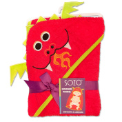 Sozo Dragon Hooded Towel