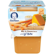 Gerber 3rd Foods  Mac and Cheese - 2 Pack