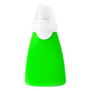 Squeezer with Eeeze 180ml Reusable Pouch - Green