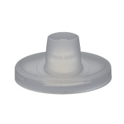 Adiri Nurser Bottle to Sippy Cup Transitional Cap - White