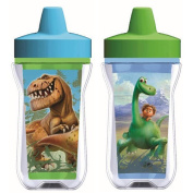 The First Years Disney The Good Dinosaur 2 Pack 270ml Insulated Sippy Cup