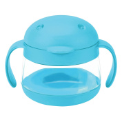 Ubbi Tweat Snack Container - Blue