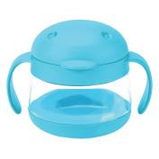 Ubbi Tweat Snack Container - Blue