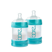 Bare Air-free 120ml 2 Pack Baby Bottle with Easy-latch Nipple