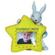 Precious Moments Goodnight Moon Bunny With Star Photo Frame