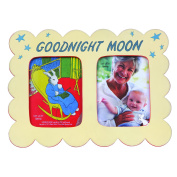 Precious Moments Goodnight Moon Double Opening Photo Frame