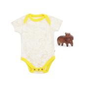 Finn + Emma Organic Cotton Unisex Gift Set -size 3-6 - Jungle print