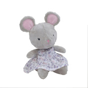French Lavender Plush Annabelle