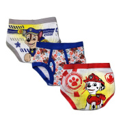 Nickelodeon Boys 3 Pack Paw Patrol Underwear- Toddler