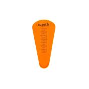 Squatchi Children's Home Shoe Sizer- Orange