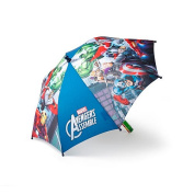 Marvel Avengers Assemble Umbrella - Group In Air Shot