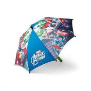 Marvel Avengers Assemble Umbrella - Group In Air Shot