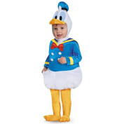 Disney Baby Neutral Donald Duck Prestige Halloween Costume - 6-12 Months