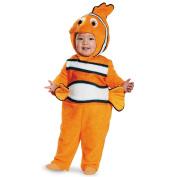 Disney Baby Boys Nemo Prestige Halloween Costume - 6-12 Months