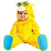Fun World Neutral Giraffe Halloween Costume - Infant Size 6-12 Months