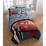 Disney/Pixar Cars 95 4 Piece Full Sheet Set