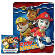 "The Northwest Company Disney's Paw Patrol ""Patrol Pals"" Pillow & Throw Set"