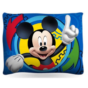 Mickey Mouse Plush Bed Pillow