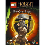 LEGO Exclusive Hobbit Poster