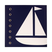 Sadie & Scout - Sailboat Canvas Wall Art
