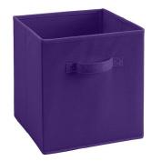 Ameriwood Solid Bins - Purple