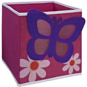 Ameriwood Character Bins - Butterfly