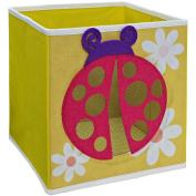 Ameriwood Character Bins - Ladybug