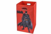 Batman Red Folding Laundry Basket