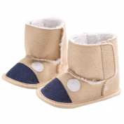 Creazy® Baby Leopard Snow Boots Soft Crib Shoes Toddler Boots