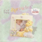 Baby Gund Sprinkles Giraffe 5.1cm X 5.1cm Frame