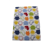 Tiddliwinks Baby Boys Fitted Crib Sheet