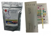 15 EcoCare Comfort Vaginal Vaginosis / Bacterial / Thrush pH Test Sticks + 1 FREE 10 Parameter Urine Test Kit