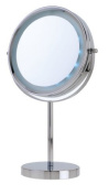 Danielle Enterprises Vanity Mirror 5x, Chrome, 22cm X 41cm High by Danielle Enterprises